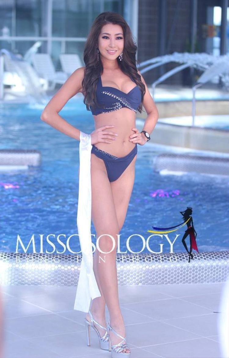 Đương kim Hoa hậu Siêu quốc gia người Hàn Quốc - Jenny Kim. Cô là Hoa hậu Hoàn vũ Hàn Quốc năm 2016, và là đại diện của nước này tham gia Miss Universe 2016 tại Philippines nhưng không đạt thành tích cao.