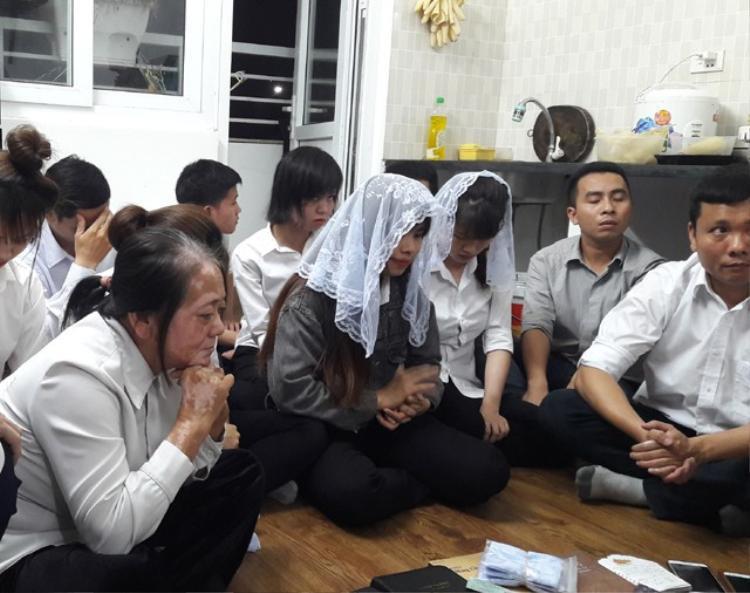 Nghệ An từng phát hiện 12 người tham gia Hội Thánh Đức Chúa Trời. Ảnh: Dân Trí.