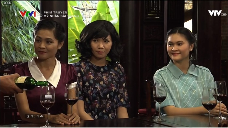 Ngay giữa tâm bão chuyện với Trường Giang, tập 1 phim Mỹ nhân Sài Thành của Khánh My lên sóng