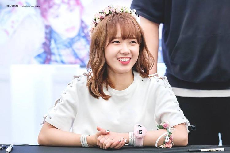 Vẻ ngoài đáng yêu của Yoojung (Weki Meki).