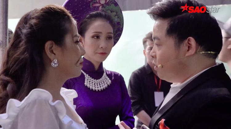 Với 2 cô học trò Thuý Anh và Thanh Lan, giọng ca Cô hàng xóm chăm chút tỉ mỉ. Sau thời gian gắn bó, cả 2 cho thấy sự tiến bộ rõ rệt trong cách hát bolero.
