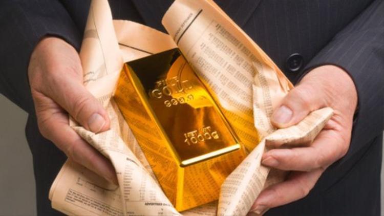"""Cảnh sát cho biết người nhặt được vàng có khả năng sẽ """"bỗng chốc giàu có"""". Ảnh: GSO images"""