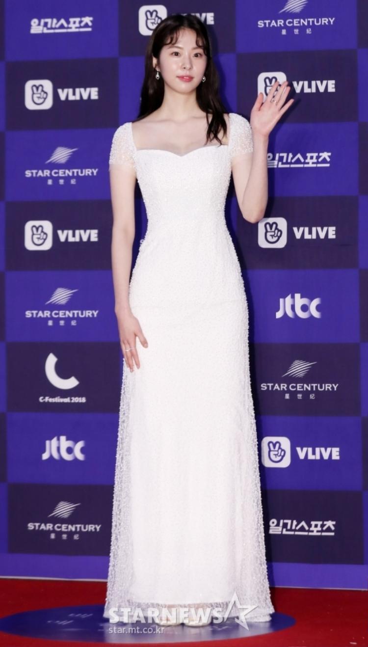 Seo Eun Su.