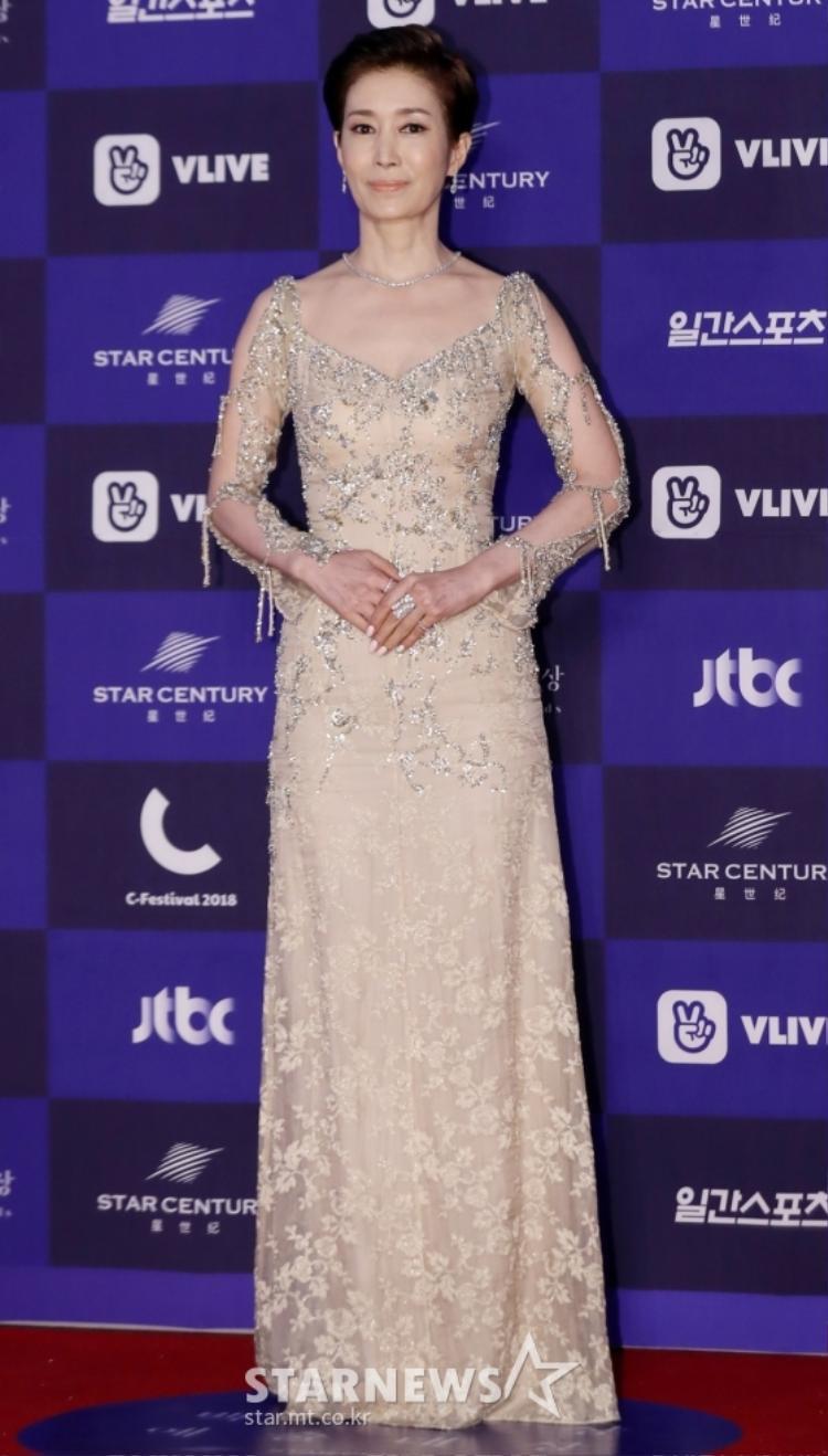 Diễn viên nổi tiếng Na Young Hee.