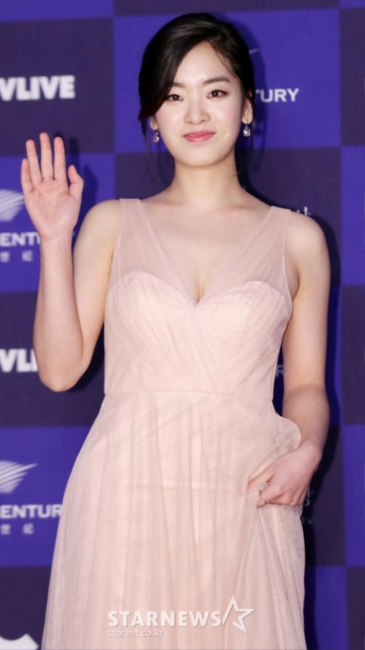 Lee Sang Hee.
