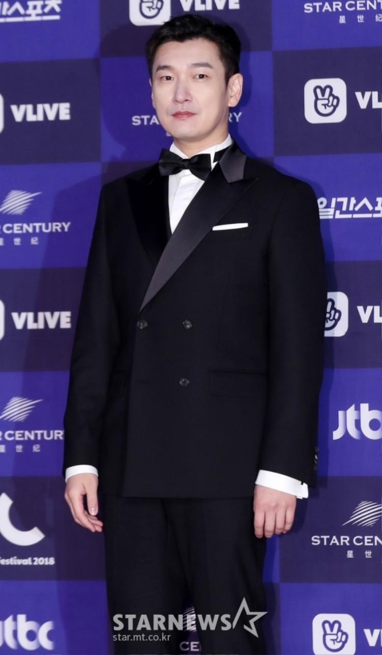 Cũng như Jung Woo Sung, Woong Seung Woo gặp lại Son Ye Jin sau nhiều năm.