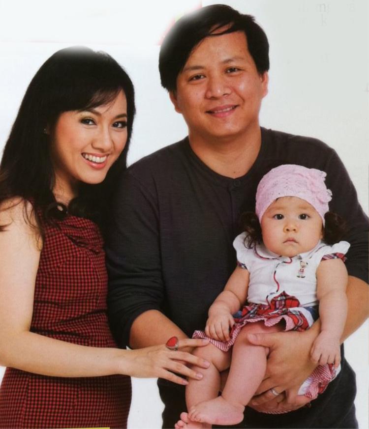 BTV Hoài Anh kết hôn vào năm 2010. Một năm sau đó, vợ chồng cô hạnh phúc đón cô con gái Kỳ Uyên.