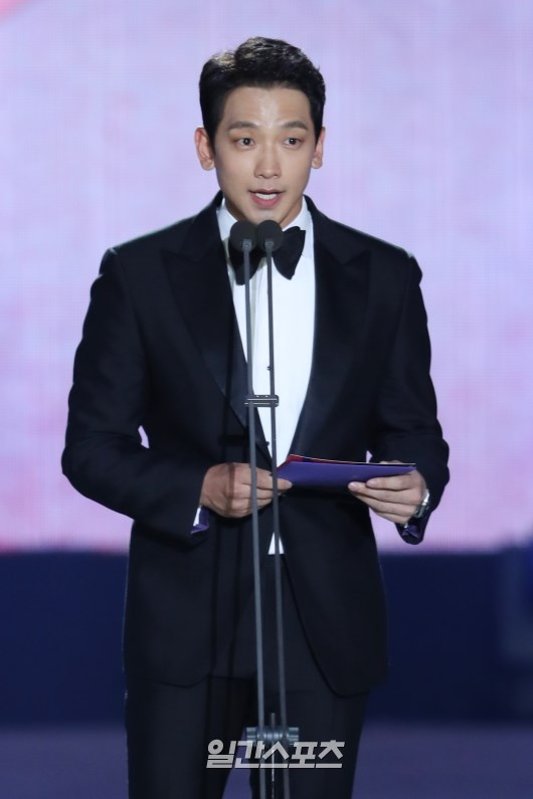 Ông xã Kim Tae Hee - Bi Rain.