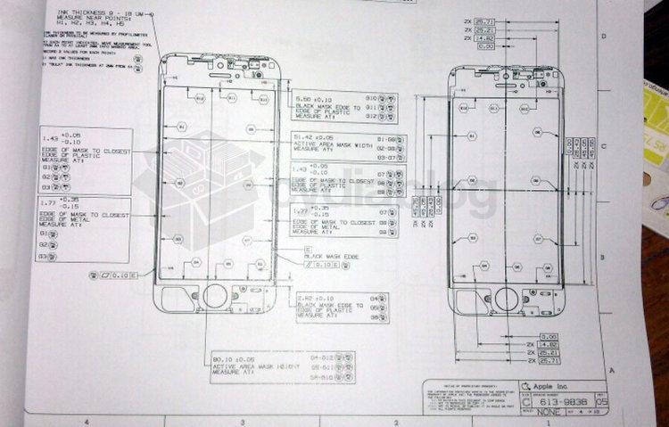 """""""Vẽ cấu trúc bên trong của một chiếc iPhone"""" - Ứng viên Thiết kế Kiểm tra Phần cứng."""