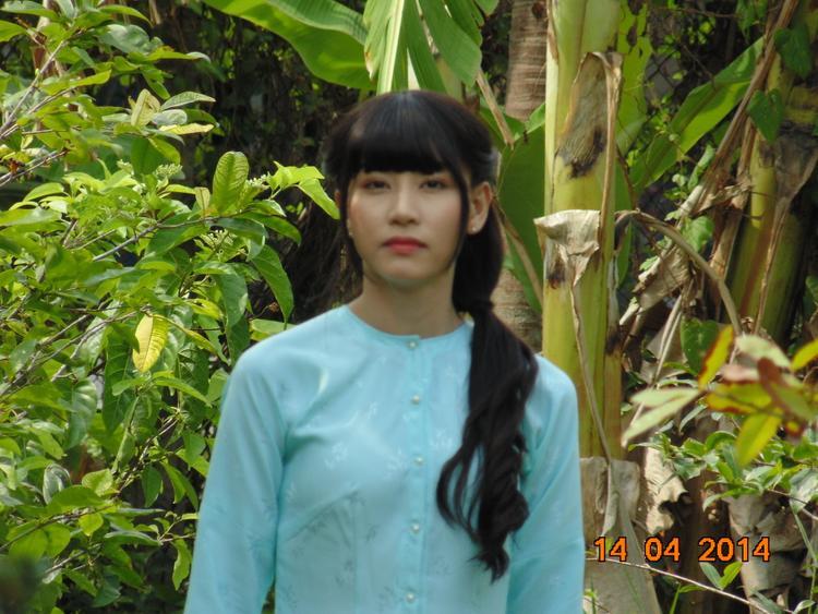 Toàn bộ cảnh quay của Diễm Hương trong phim bị cắt bỏ và Ngân Khánh là người thay thế.