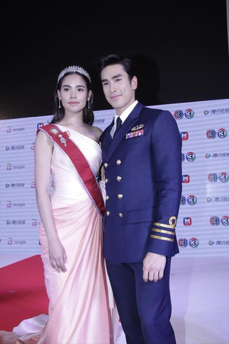 Cặp đôi Yadech ngày càng nhận được sự yêu thích từ phía fan Trung Quốc.