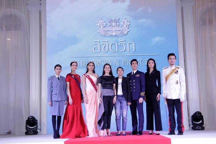 Sứ mệnh và con tim hội tụ dàn diễn viên đẹp, được sản xuất bởi Anne Thongprasom.