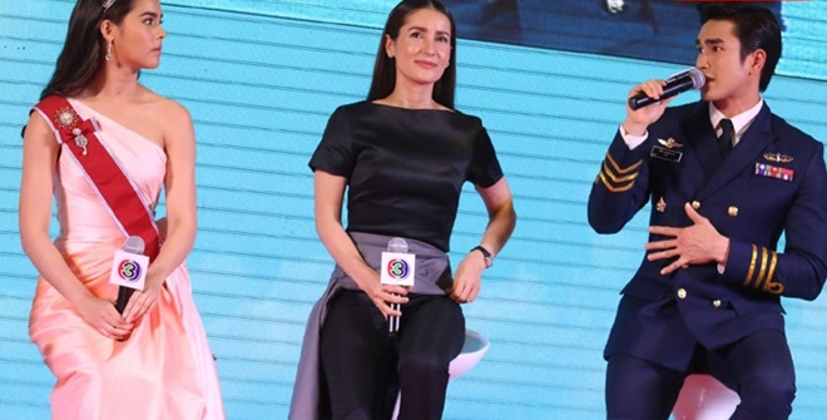 Sứ mệnh và con tim khiến mọt phim Thái đặt kỳ vọng sẽ trở thành bom tấn bởi sự hiện diện của bộ đôi Yadech và chỉ đạo sản xuất bởi đạo diễn khủng.