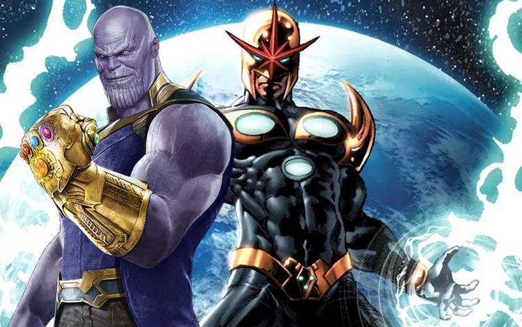 Thanos đã làm cách nào vượt qua được Nova Corps để chạm tay vào viên đá Sức Mạnh?