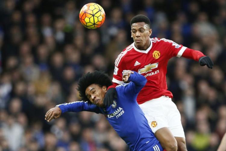 Man United sẵn sàng dùng Martial để đổi lấy Willian.