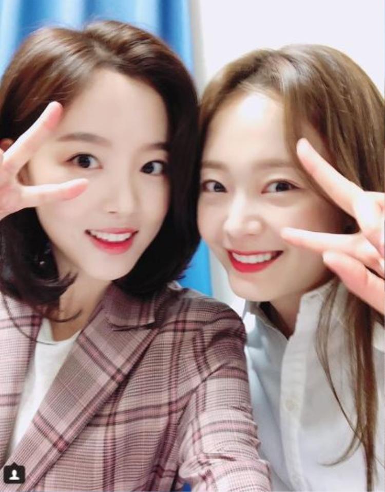 Jeon So Min và diễn viên 'Người tình ánh trăng' thừa nhận 'yêu thầm' Jung Hae In