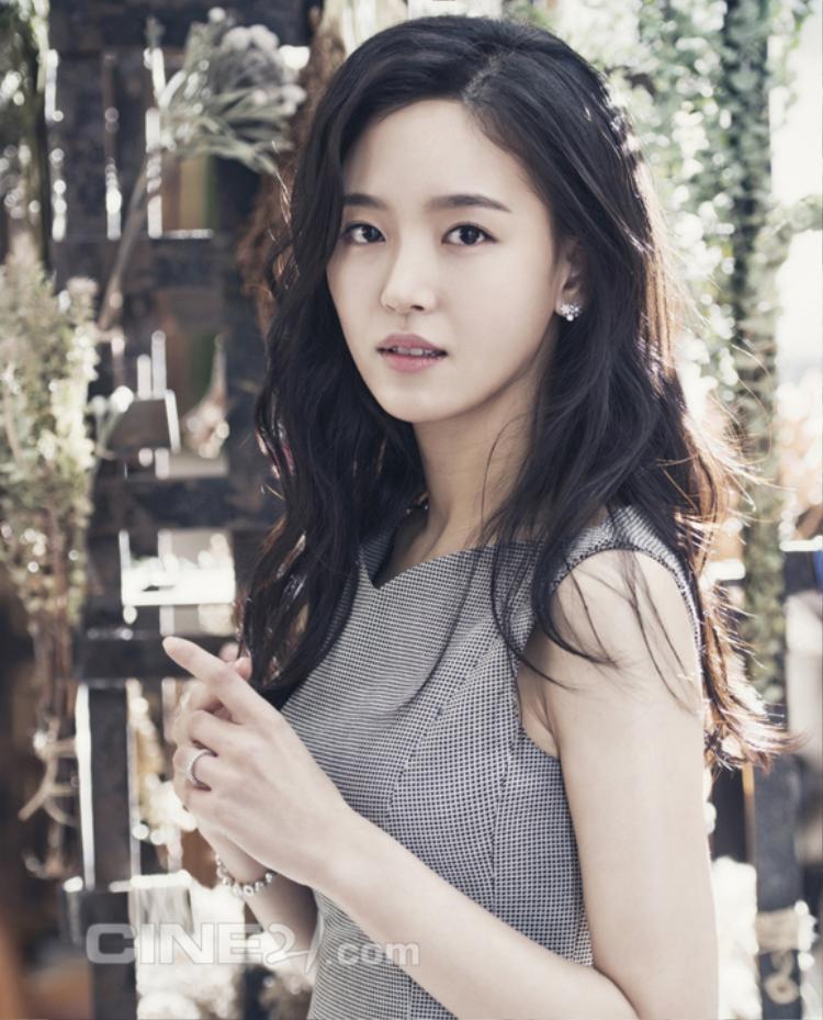 Nữ diễn viên Kang Han Na.