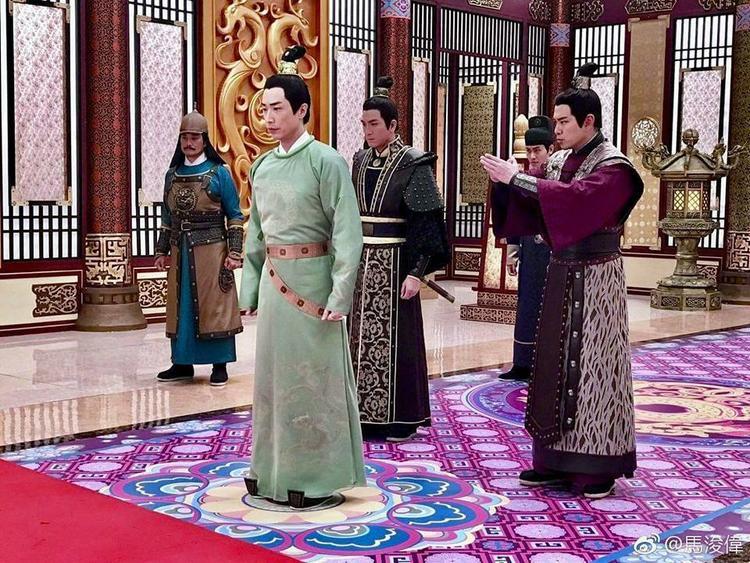 Mối quan hệ vua - tôi huynh - đệ sẽ là điểm nhấn trong Thâm cung kế