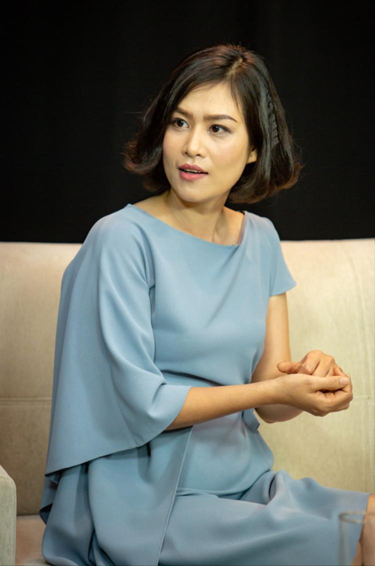 Diễn viên Hà Hương