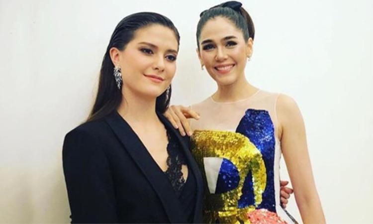 Hoa hậu Hoàn vũ Thái Lan 2017 sẽ xuất hiện cùng Chompoo Araya tại LHP quốc tế Cannes 2018.