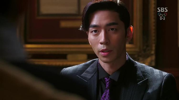 """""""Ác nam"""" màn ảnh Hàn Quốc - Shin Sung Rok."""