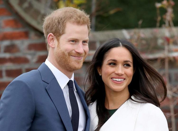 Hoàng tử Harry và nữ diễn viên Meghan Markle sẽ tổ chức đám cưới vào ngày 19/5 tới. Ảnh: Getty