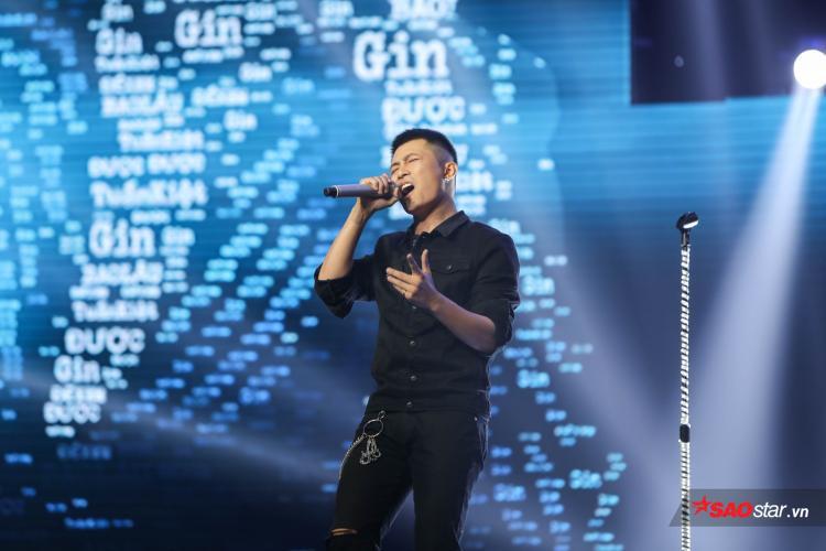 Gin Tuấn Kiệt: Nếu thắng Sing My Song là trời cho, còn không thì xem như trò chơi đi