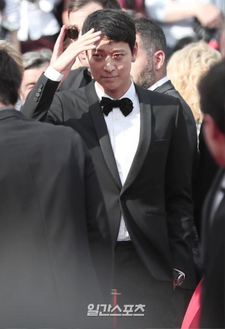 Nam diễn viên nổi tiếng Hàn Quốc - Kang Dong Won.