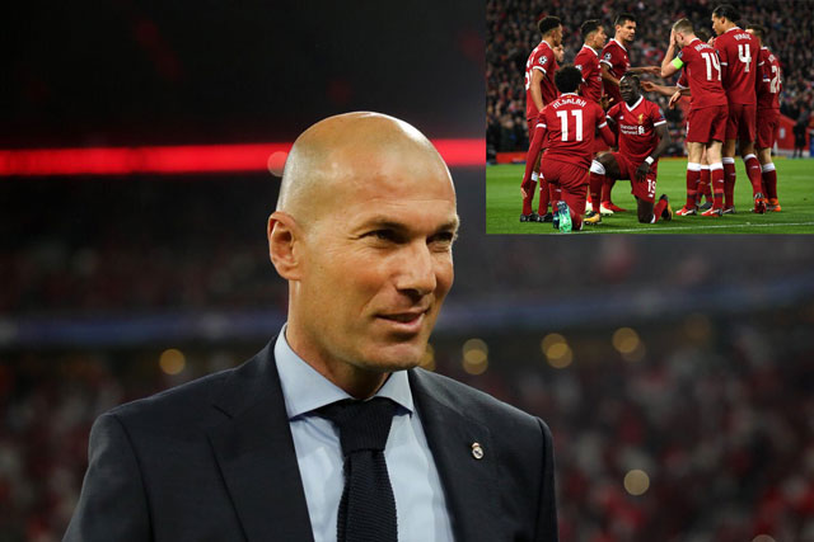 HLV Zidane đã nắm rõ sức mạnh của Liverpool.