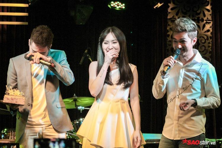 """Được biết Lừa dối hay niềm đau là """"phát pháo"""" đầu tiên cho những dự án kết hợp từ cặp đôi song ca mới của showbiz Việt. Cả 2 sẽ chuẩn bị giới thiệu một sản phẩm mới trong thời gian tới."""