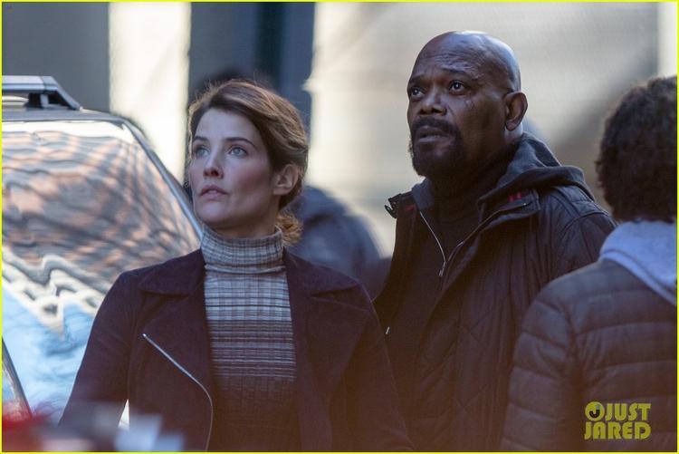 Avengers: Infinity War: Rốt cuộc thì Nick Fury và Maria Hill làm việc cho ai?