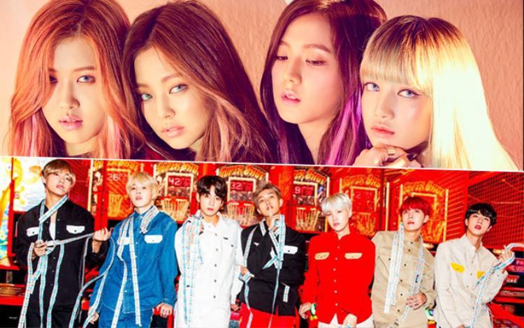Nếu BTS và BlackPink cùng trở lại trong tháng 5 thì Kpop sẽ được chứng kiến một cuộc đụng độ hết sức khốc liệt. Cả 2 đều là những tên tuổi nắm giữ kỷ lục khủng trên Youtube và tỏ ra khá ngang tài ngang sức trên các BXH nhạc số.
