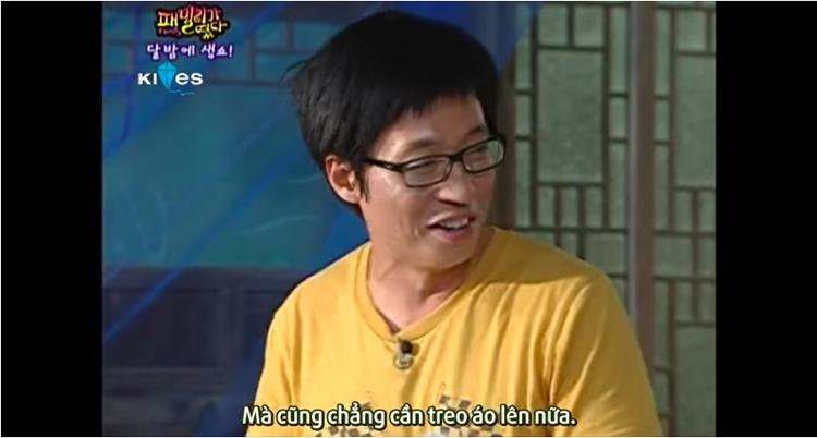 Quyết tâm bùng cháy giành thứ hạng cao của thánh Yoo.