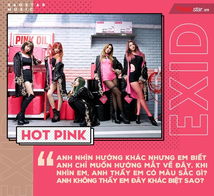 Đừng tin hình chế 'trôi nổi' trên mạng, EXID đích thị là girlgroup 'đanh đá' nhất Kpop!