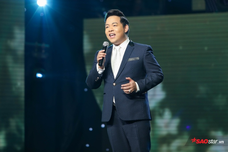 Tham gia liên tiếp 2 mùa, HLV Quang Lê khá yên tâm khi bước vào bán kết cùng hai học trò.