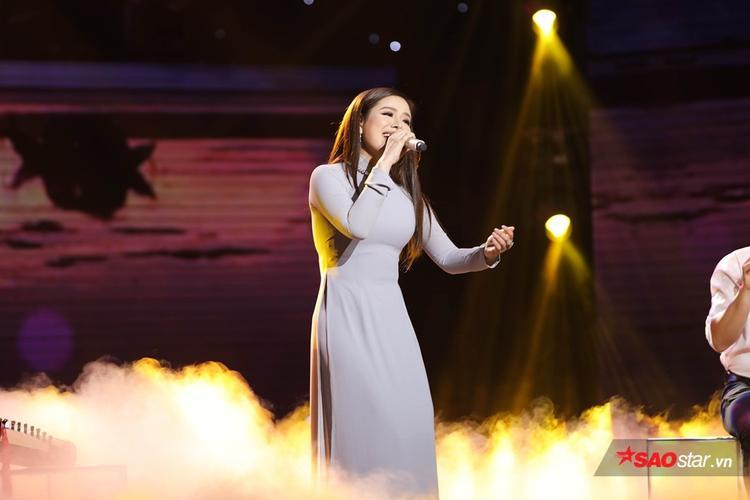Đóa hồng bolero Thúy Anh: Tôi sẽ hát bolero theo cách riêng của mình