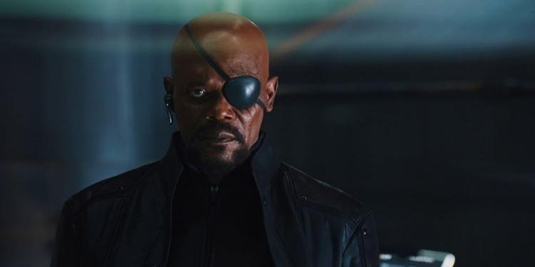 Nick Fury tái xuất thông qua đoạn after-credit của Infinity War.