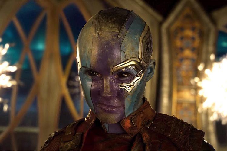 Nebula đã suýt giết được cha mình, thế nhưng đã bị bắt nhốt ngay sau đó.