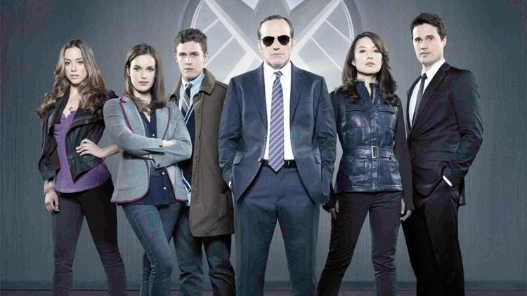 Các nhân vật thuộc nhánh truyền hình không hề xuất hiện khi Infinity War nổ ra.