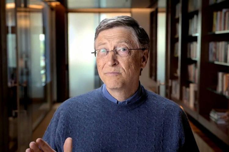 """Bill Gates góp công lớn trong việc phổ biến tổ hợp phím """"thần thánh"""" Ctrl + Alt + Delete khi tích hợp nó vào Windows."""