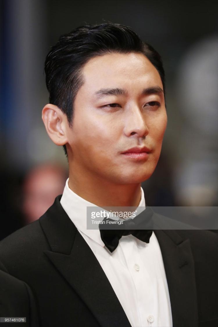 Nam diễn viên Ju Ji Hoon