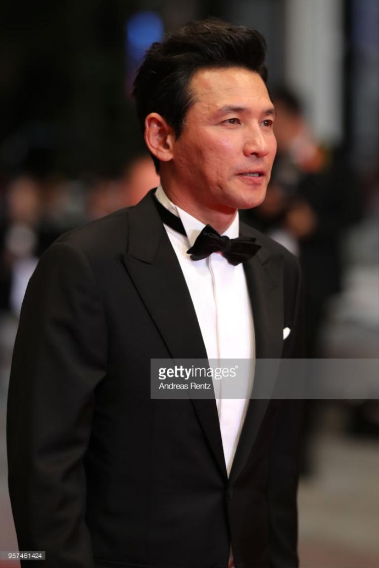 Nam diễn viên Hwang Jung Min