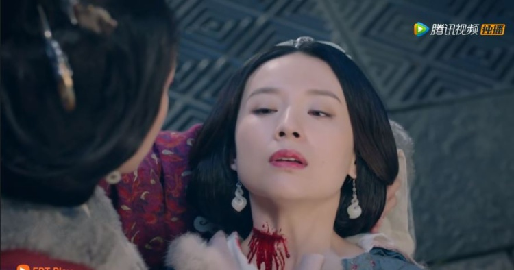 Đường Anh tự sát vì danh dự của Hán thất