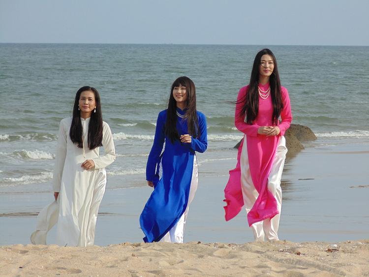 """""""Mỹ nhân Sài Thành"""" là bộ phim truyền hình Việt được mong đợi và yêu thích trong tháng 5/2018."""
