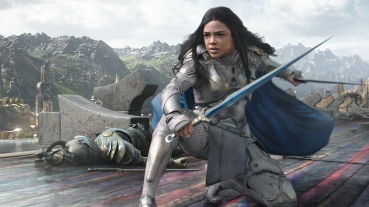 Xếp hạng 10 nữ chiến binh mạnh nhất trong phim siêu anh hùng