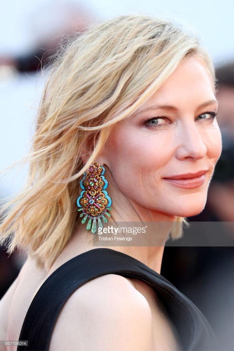 Chủ tịch Hội đồng ban giám khảo Cate Blanchett