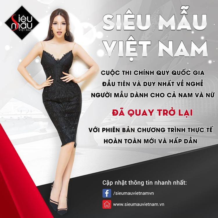 Chương trình năm nay khác với mọi năm là xuất hiện dưới phiên bản truyền hình thực tế. Các bạn sẽ được làm nghề một cách chuyên nghiệp và đi theo định hướng của đúng nghề người người mẫu tại Việt Nam.
