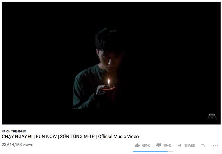 YouTube cho biết tính năng video Thịnh hành được cập nhật 15 phút mỗi lần.