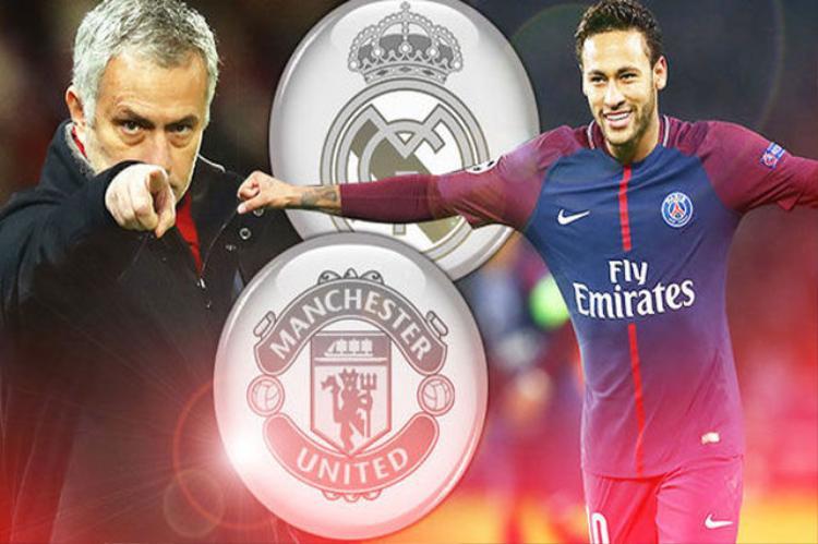 Man United sẵn sàng cạnh tranh với Real Madrid trong việc giành chữ ký của Neymar.