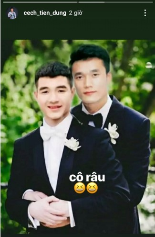 """""""Ảnh cưới"""" lãng mạn của cặp đôi đam mỹ Dũng - Chinh."""